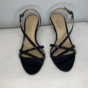 Talbots Strap Sandal Heels